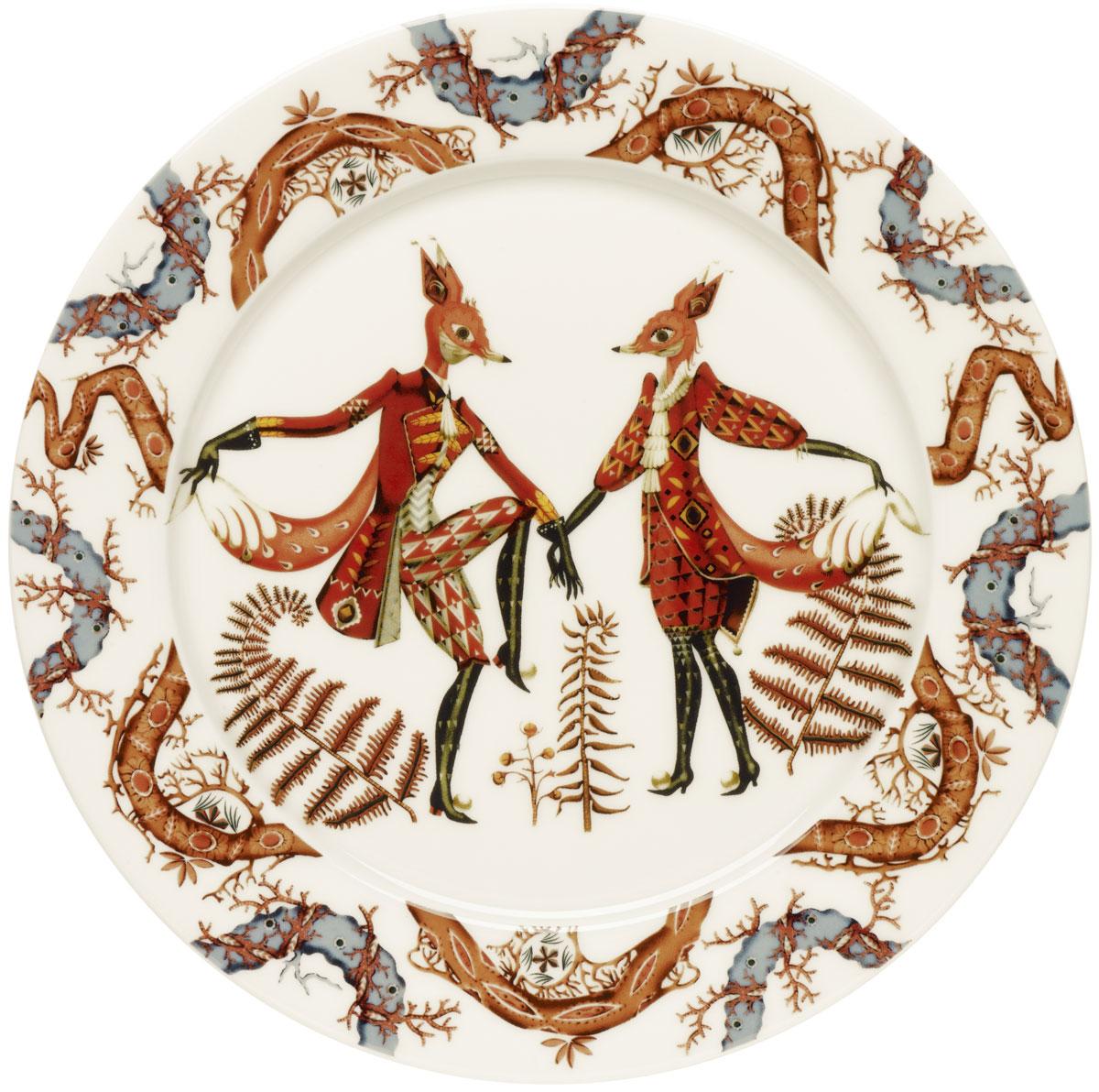 Тарелка Iittala Tanssi, диаметр 27 см1015528