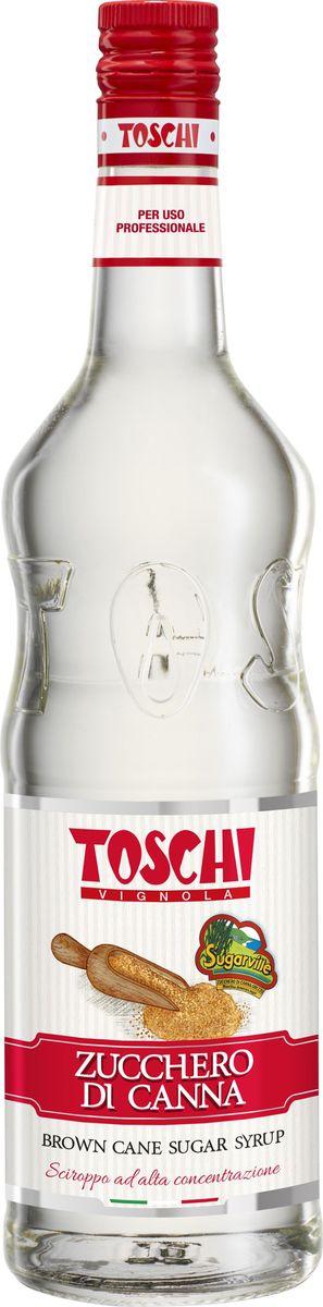 Toschi Тростниковый сахар сироп, 1 л0120710Сироп Тростниковый сахар Toschi идеален для приготовления коктейлей, лимонадов, чая, кофе и горячего шоколада. Великолепное дополнение к фруктовым салатам, мороженому и кондитерским изделиям. О производителе: Компания Тоски Виньола основана в 1945 году как поставщик продуктов питания. Деятельность компании началась с производства фруктов в ликере, далее ассортимент начал включать сиропы, ликеры, вишни в сиропе Amarena, ингредиенты для мороженого и кондитерских изделий, бальзамический уксус и многое другое.За 70 лет развития компания Тоски Виньола значительно расширила ассортимент выпускаемых продуктов. Благодаря высочайшему качеству и использованию натуральных ингредиентов продукция компании Тоски Виньола известна во всем мире. В 2006 году вся продукция Тоски Виньола получила сертификат IFS (Международный пищевой стандарт). Сегодня Тоски Виньола является семейной компанией, ей управляют Джорджио Монторси и Массимо Тоски, которые бережно хранят секреты семейного производства.