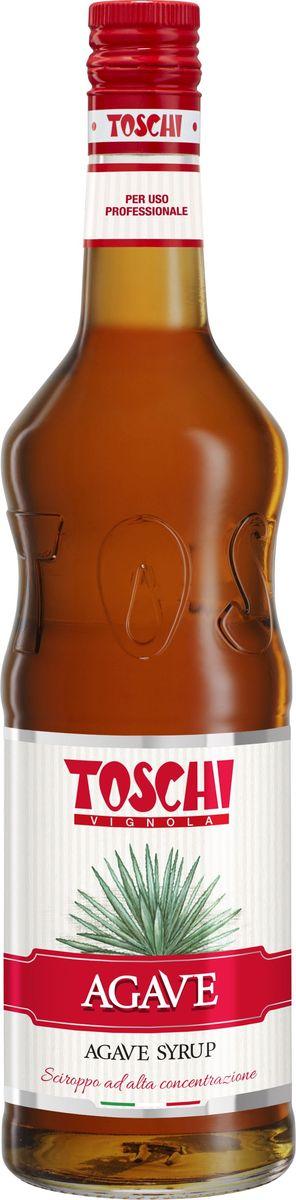 Toschi Агава сироп, 1 лМС-00005643Сироп Агава Toschi отличается мягким медовым вкусом и ароматом карамели. Подходит для приготовления алкогольных и безалкогольных коктейлей, киселей, кондитерских изделий и десертов. Великолепен в сочетании с вафлями, мороженым и блинами. Сироп из агавы популярен в качестве натурального заменителя сахара среди людей ведущих здоровый образ жизни. О производителе: Компания Тоски Виньола основана в 1945 году как поставщик продуктов питания. Деятельность компании началась с производства фруктов в ликере, далее ассортимент начал включать сиропы, ликеры, вишни в сиропе Amarena, ингредиенты для мороженого и кондитерских изделий, бальзамический уксус и многое другое. За 70 лет развития компания Тоски Виньола значительно расширила ассортимент выпускаемых продуктов. Благодаря высочайшему качеству и использованию натуральных ингредиентов продукция компании Тоски Виньола известна во всем мире. В 2006 году вся продукция Тоски Виньола получила сертификат IFS (Международный пищевой стандарт). Сегодня Тоски Виньола является семейной компанией, ей управляют Джорджио Монторси и Массимо Тоски, которые бережно хранят секреты семейного производства.