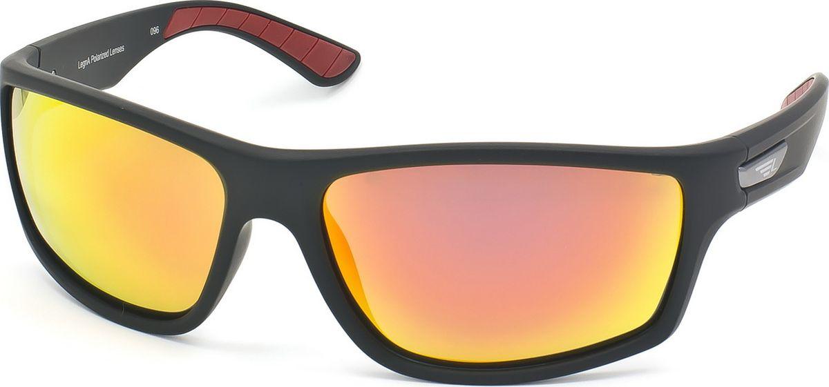Очки поляризационные Legna, цвет: оранжевый, черный. S7700BBM8434-58AEСтильные солнцезащитные поляризационные очки в спортивном стиле Legna с зеркальными линзами прекрасно подходят для повседневной носки, отдыха и для использования за рулем. Созданные с использованием последних достижений оптических технологий, они защитят ваши глаза от ультрафиолета, повреждений и ярких солнечных бликов. Поляризационные линзы высокого качества задерживают раздражающие блики, что гарантирует полный зрительный комфорт и, как результат, повышенную безопасность во время движения.