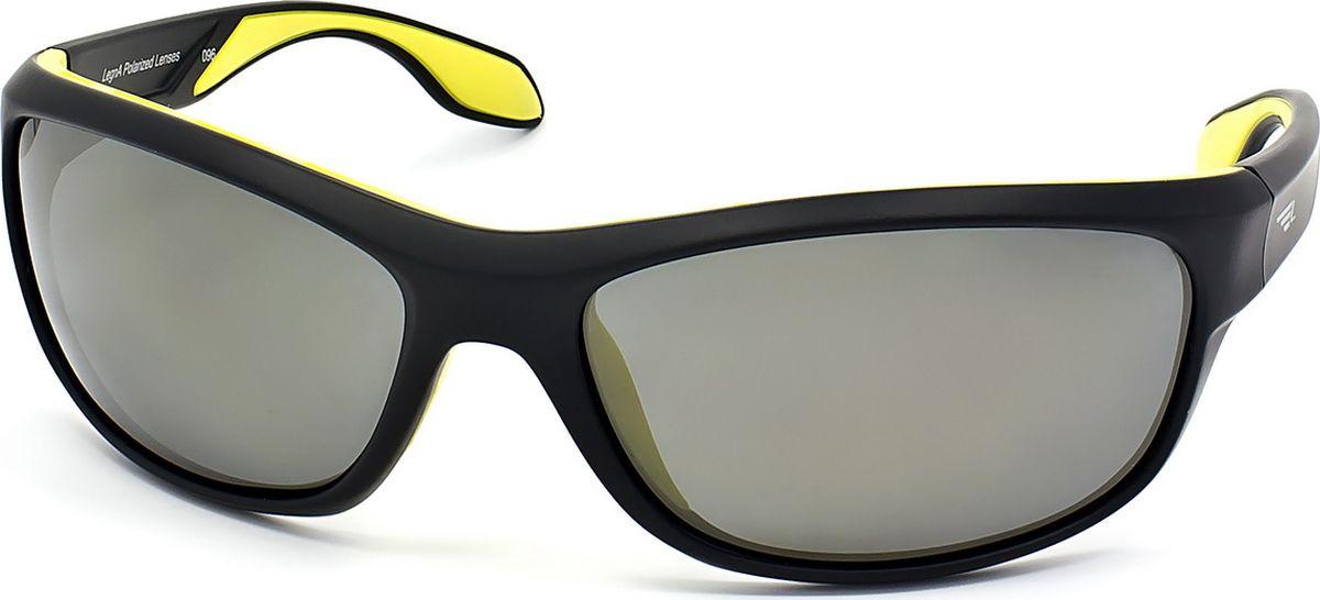 Очки поляризационные Legna, цвет: серый, черный. S7702BBM8434-58AEСтильные солнцезащитные поляризационные очки в спортивном стиле Legna прекрасно подходят для повседневной носки, отдыха и для использования за рулем. Созданные с использованием последних достижений оптических технологий, они защитят ваши глаза от ультрафиолета, повреждений и ярких солнечных бликов. Поляризационные линзы высокого качества задерживают раздражающие блики, что гарантирует полный зрительный комфорт и, как результат, повышенную безопасность во время движения.