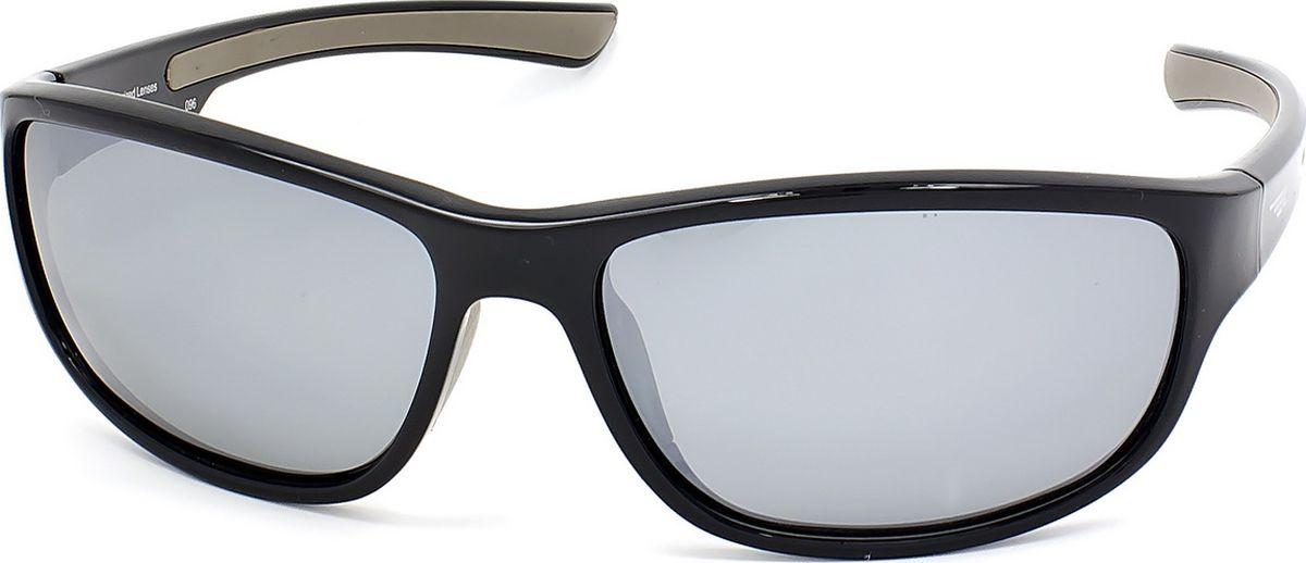 Очки поляризационные Legna, цвет: серый, черный. S7703BBM8434-58AEСолнцезащитные поляризационные очки Legna в спортивном стиле прекрасно подходят для повседневной носки, занятий спортом, отдыха и для использования за рулем. Созданные с использованием последних достижений оптических технологий, они защитят ваши глаза от ультрафиолета, повреждений и ярких солнечных бликов. Семислойные поляризационные линзы высокого качества задерживают раздражающие блики, что гарантирует полный зрительный комфорт и, как результат, повышенную безопасность во время движения.Особенности: - Два защитных слоя, обеспечивающие высокую стойкость линз к царапинам и оптимальную долговечность. - Два амортизационных слоя, гарантирующие непревзойденную ударопрочность и физическую защиту глаз. - Два слоя ультрафиолетового фильтра, исключающие проникновение вредоносного излучения.