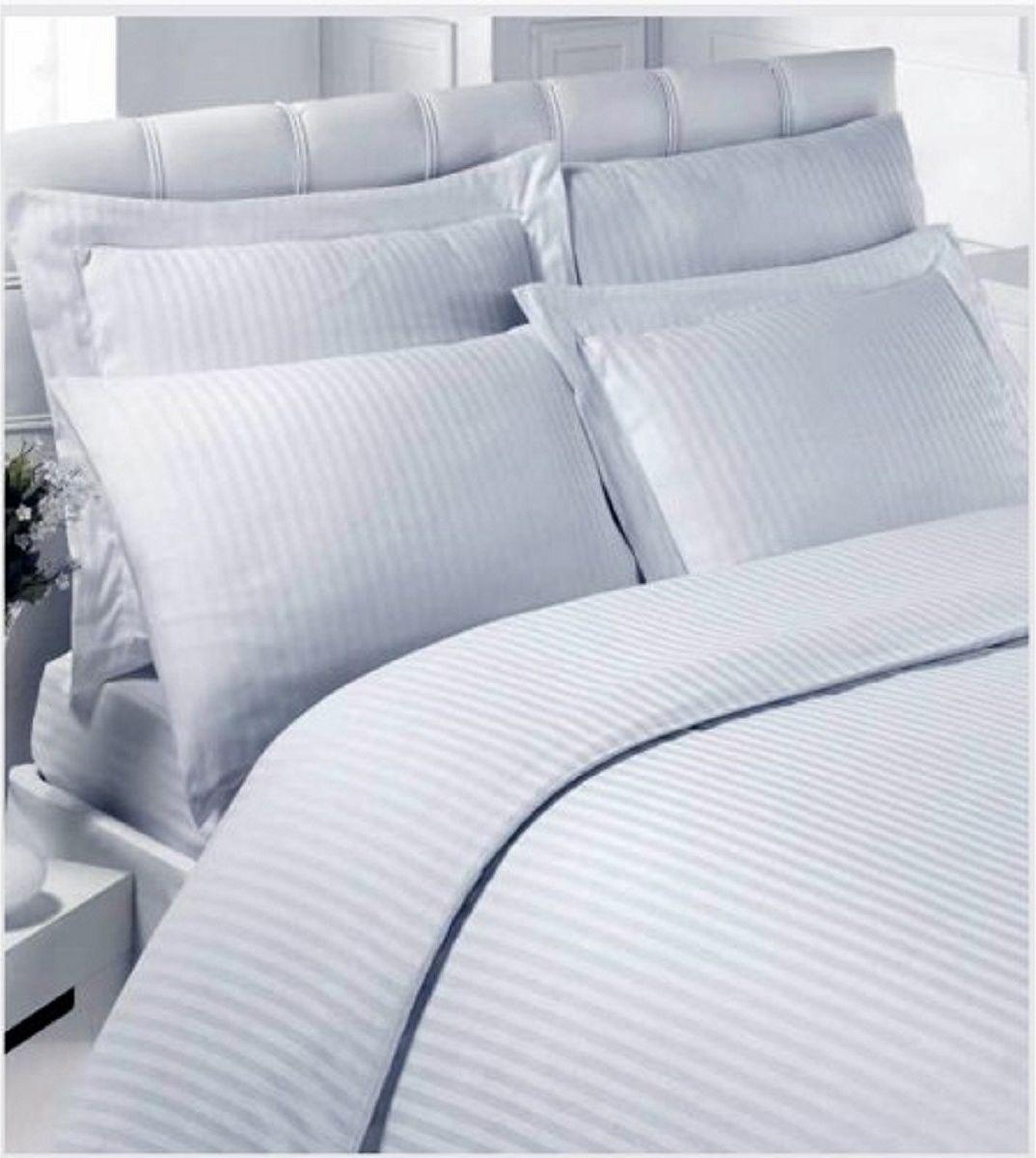 Комплект белья Karna, гостиничное, 1,5 спальный, наволочка 50x70. 219/1219/1