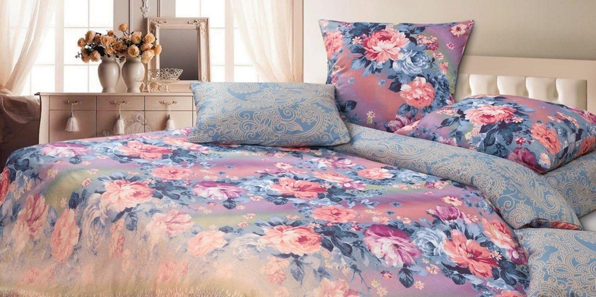 Комплект постельного белья Ecotex Гармоника Вилора, цвет: синий. Евро790009Коллекция постельного бельяГармоника от Ecotex — это уникальное сочетание мягкости и нежности благородного сатина со свежестью дизайнерских решений.Коллекция представлена десятками вариантов расцветок, среди которых можно найти как нежные пастельные решения, так и яркие стильные оттенки, паттерны и их оригинальные сочетания. Сатиновая коллекция Гармоника рассчитана на взыскательных потребителей, ценящих стиль, оригинальный дизайн, а также собственный комфорт и нежное прикосновение ткани.