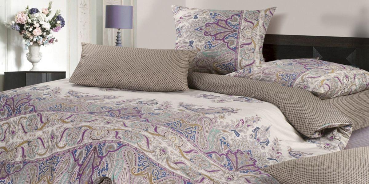 Комплект постельного белья Ecotex Гармоника Илона, цвет: бежевый. ЕвроES-412Коллекция постельного бельяГармоника от Ecotex — это уникальное сочетание мягкости и нежности благородного сатина со свежестью дизайнерских решений.Коллекция представлена десятками вариантов расцветок, среди которых можно найти как нежные пастельные решения, так и яркие стильные оттенки, паттерны и их оригинальные сочетания. Сатиновая коллекция Гармоника рассчитана на взыскательных потребителей, ценящих стиль, оригинальный дизайн, а также собственный комфорт и нежное прикосновение ткани.