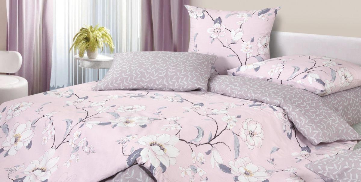Комплект постельного белья Ecotex Гармоника Марлен, цвет: розовый. 1,5 спальный391602Коллекция постельного бельяГармоника от Ecotex — это уникальное сочетание мягкости и нежности благородного сатина со свежестью дизайнерских решений.Коллекция представлена десятками вариантов расцветок, среди которых можно найти как нежные пастельные решения, так и яркие стильные оттенки, паттерны и их оригинальные сочетания. Сатиновая коллекция Гармоника рассчитана на взыскательных потребителей, ценящих стиль, оригинальный дизайн, а также собственный комфорт и нежное прикосновение ткани.