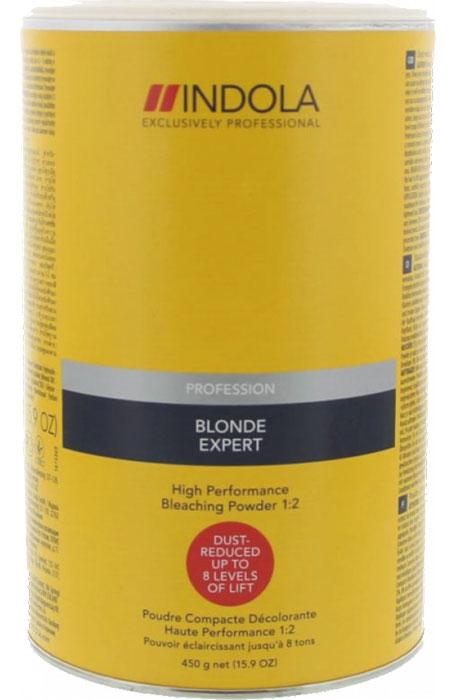 Indola Порошок обесцвечивающий 8 уровней осветления Bleaching Powder 450 гSatin Hair 7 BR730MNПорошок обесцвечивающий. До 8 уровней осветления. Высокая нейтрализация желтизны