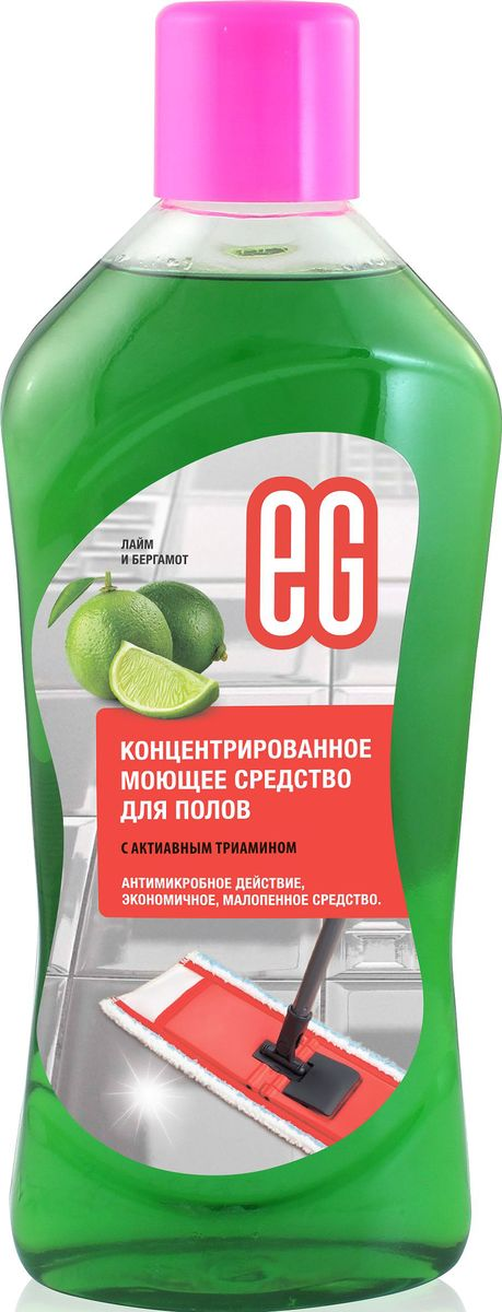 Средство для мытья полов EG Еврогарант