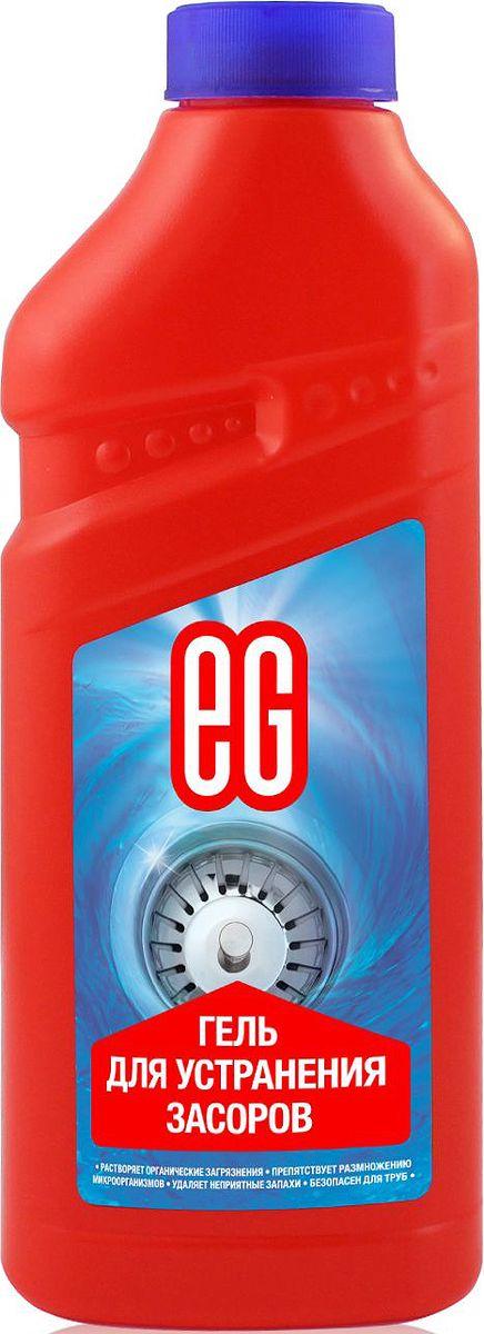 Гель от засоров EG Еврогарант, 500 мл68/5/4Активный гель для устранения засоров и профилактики их возникновения в раковинах, унитазах, канализационных трубах. Специально разработанная конструкция упаковки имеет тройной уровень герметичности, выдерживает длительную транспортировку и хранение. Конструкция горловины предотвращает разбрызгивание содержимого при использовании. Новая активная гелевая формула. Растворяет органические загрязнения. Растворяет органические загрязнения, жировые отложения, остатки пищи, волосы, бумагу. Препятствует размножению микроорганизмов. Удаляет неприятные запахи. Безопасен для пластиковых и металлических труб. Упаковка обеспечивает удобное использование и надёжное хранение средства 500 мл