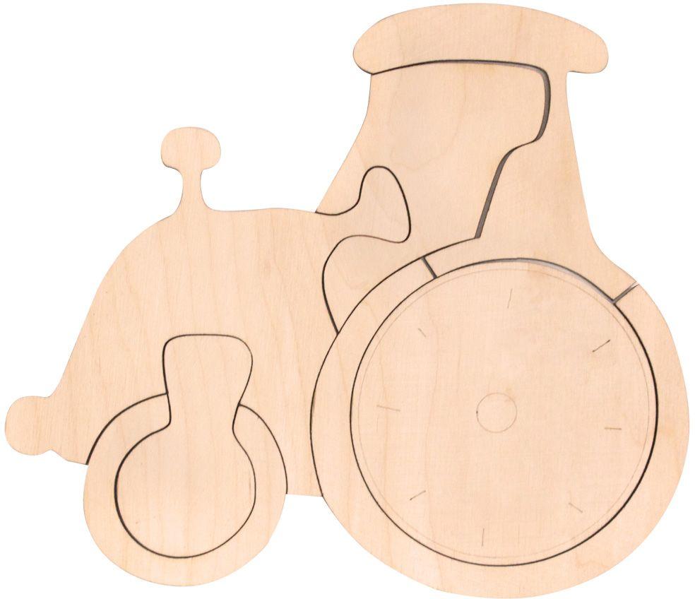 Игрушки Тимбергрупп Пазл-раскраска Трактор игрушки тимбергрупп пазл для малышей цвета