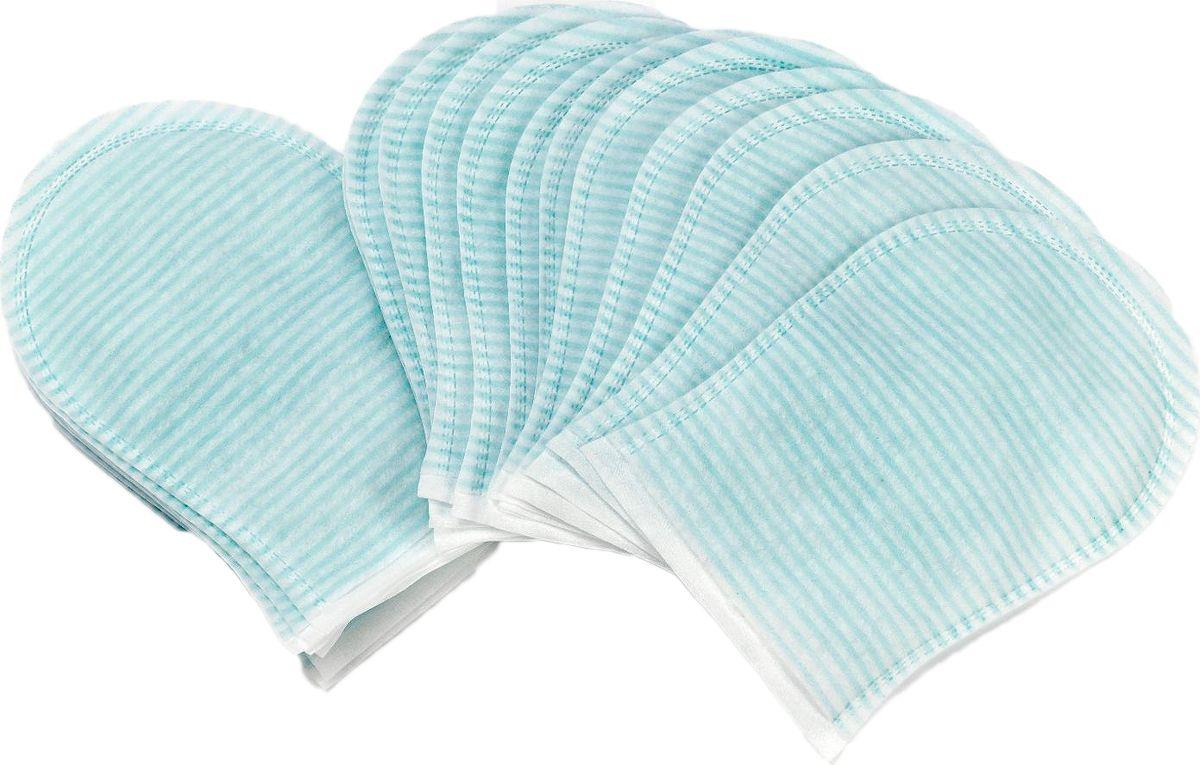 CV Medica Пенообразующая рукавица Dispobano Glove, пропитанная pH-нейтральным мылом, 25 x 17 см, 20 шт1092018Dispobano Glove, пропитанные PH-нейтральным мылом - это рукавицы с пропиткой из нейтрального мыльного раствора, защищающего кожу от сухости. Они предназначены для использования в ситуациях, когда количество воды ограничено, или при уходе за лежачими больными и людьми с ожирением, перевозке пациентов и пр.Рукавицы прекрасно очищают и увлажняют кожу, эффективно удаляют потовые соли и неприятные запахи. Не оставляют ощущения липкости после гигиенической процедуры. Они подойдут для ухода за лежачими больными.Пропитка обладает приятным запахом и дарит ощущение свежести после процедуры.Идеальное решение для очищения кожи без использования мыла.