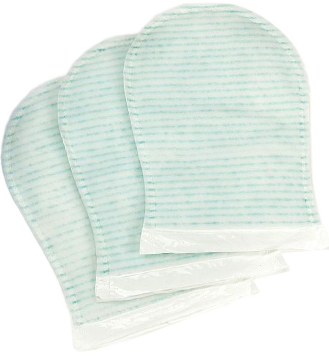 CV Medica Пенообразующая рукавица Dispobano Glove, пропитанная pH-нейтральным мылом, с ПЭ-ламинацией, 25 x 17 см, 20 шт5010777139655Dispobano Glove, пропитанные PH-нейтральным мылом с пэ-ламинацией - это рукавицы с пропиткой из нейтрального мыльного раствора, защищающего кожу от сухости. Они предназначены для использования в ситуациях, когда количество воды ограничено, или при уходе за лежачими больными и людьми с ожирением, перевозке пациентов и пр.Благодаря наличию полиэтиленовой прослойки на внутренней стороне, перчатки хорошо держатся на руке и не соскальзывают во время мытья.Рукавицы прекрасно очищают и увлажняют кожу, эффективно удаляют потовые соли и неприятные запахи. Не оставляют ощущения липкости после гигиенической процедуры. Они подойдут для ухода за лежачими больными.Пропитка обладает приятным запахом и дарит ощущение свежести после процедуры.Идеальное решение для очищения кожи без использования мыла.