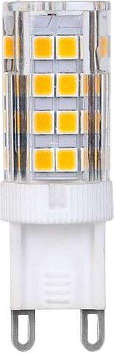 Лампа светодиодная REV, холодный свет, цоколь G9, 6WC0044702Энергосберегающая светодиодная лампа в форме кукуруза холодного свечения. Потребляемая мощность 6Вт. Интенсивность свечения аналогична обычной лампе накаливания мощностью 50Вт. Цоколь G9. Срок службы 30000 час. Световой поток 480Лм, цветовая температура 4000К.Напряжение 220В.
