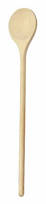 Ложка круглая Tescoma, 32 см. 63730654 009312Ложка круглаяTescomaстанет незаменимым помощником на кухне. Ложка выполнены из натурального дерева. Характеристики:Длина ложки: 32 см. Материал:дерево. Производитель: Чехия. Артикул: 637306.
