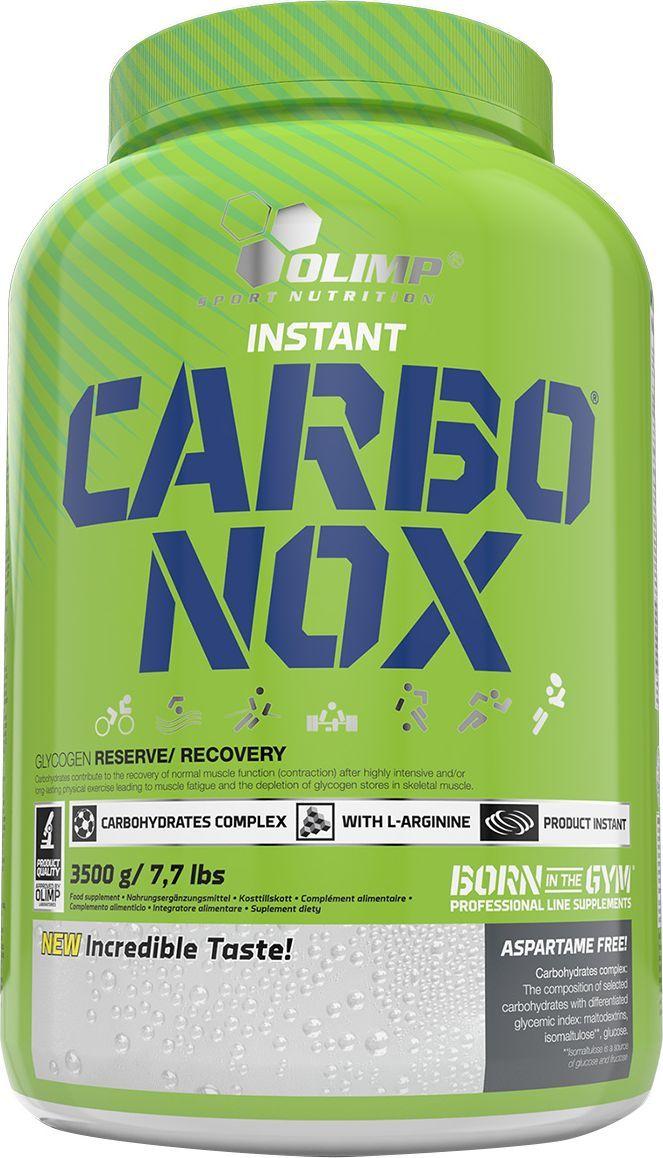 Комплекс углеводов Olimp Карбо Нокс, апельсин, 3500 гSF 0085Olimp Carbo Nox - это напиток, способный быстро поставить энергию спортсмену! Он содержит углеводы различной длины цепи, что способствует равномерному усвоению и обеспечивает организм топливом на длительный промежуток времени. Olimp Carbo Nox не просто энергетик. Он несет в себе именно те минералы, которые атлет теряет с потом во время тренировок. Olimp Carbo Nox также содержит витамины, особенно важные при интенсивных нагрузках.