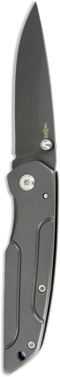 Нож складной Ножемир Четкий расклад, нержавеющая сталь, общая длина 18 см. C-176CR/6612NАккуратный антибликовый нож Ножемир Четкий расклад оснащен клипсой. Интересен прежде всего своими небольшими размерами, при этом он остается хорошим складным ножом в пару к основному. Сталь 40х13 прекрасно держит заточку. Рукоять выполнена из металла. Фиксатор Liner Lock предотвратит нежелательное сложение ножа.Общая длина ножа: 18 см.Твердость клинка: 55-56 HRC.