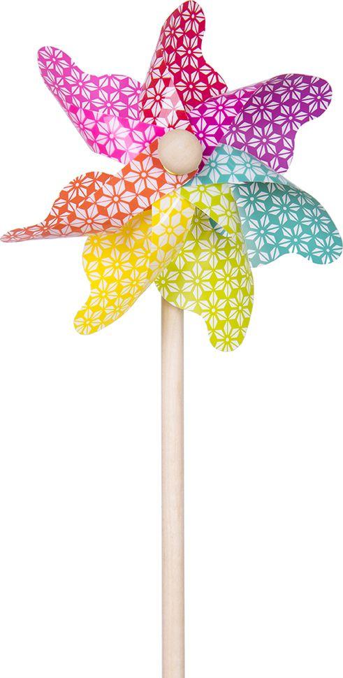 Fresh Trend Вертушка Ветрячок 5 лепестков 31 см