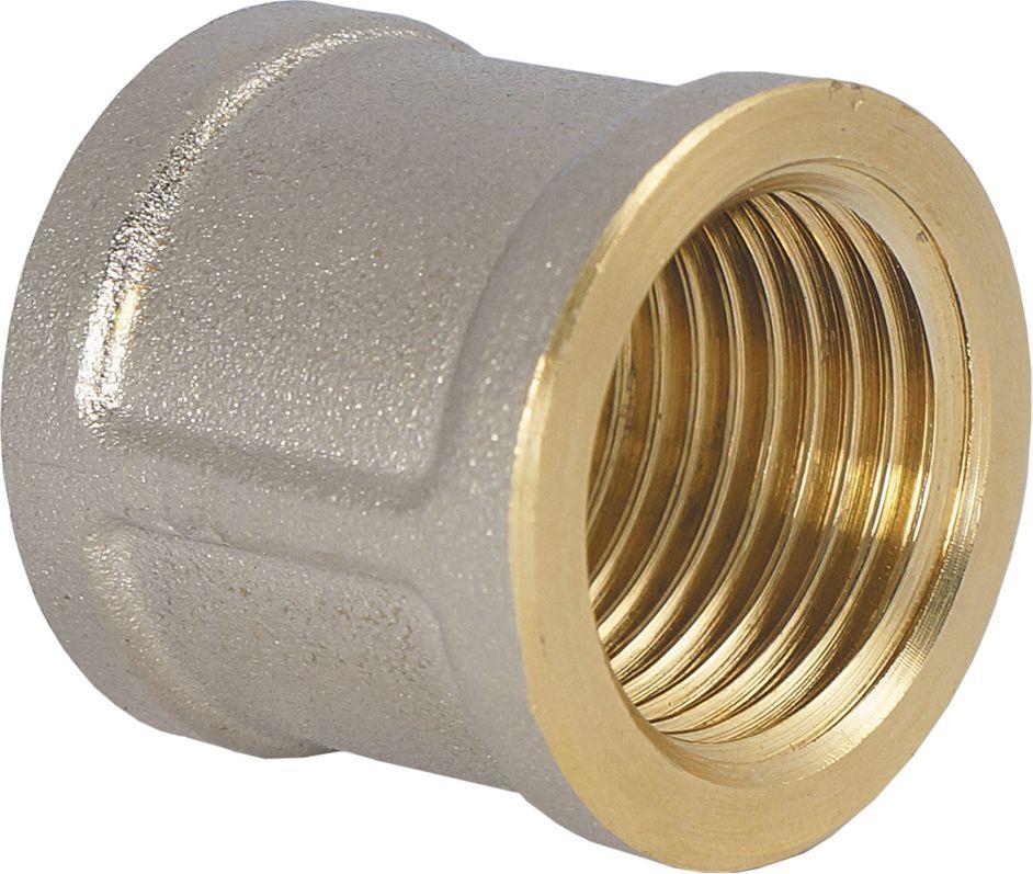 Smart Муфта 3/4 в/в NSМуфта SMART 3/4 предназначена для соединения двух участков трубы между собойНормативный срок службы: 30 лет.Максимальная рабочая температура: +200°С.Максимальное рабочее давление: 40 бар.