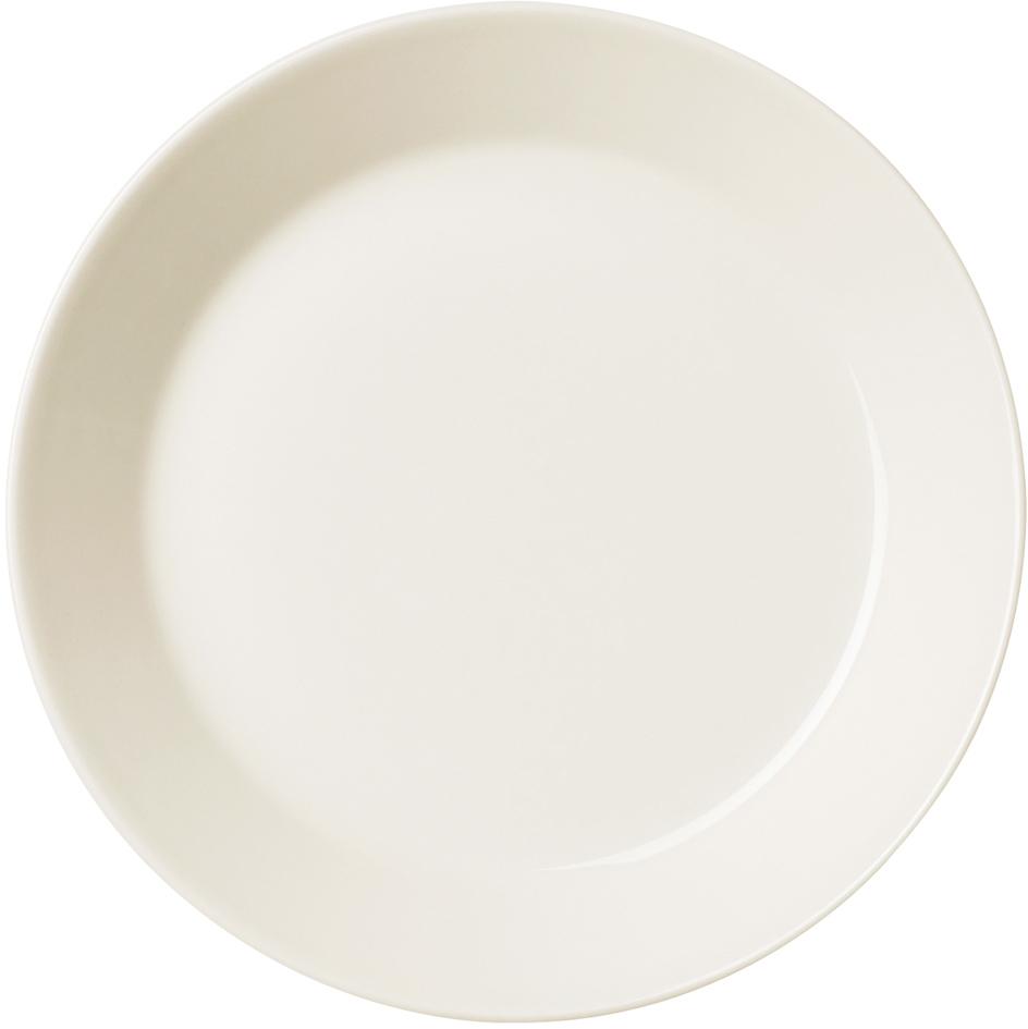 Тарелка Iittala Teema, цвет: белый, диаметр 17 см1005919
