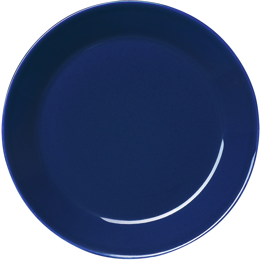 Тарелка Iittala Teema, цвет: синий, диаметр 17 см1005935