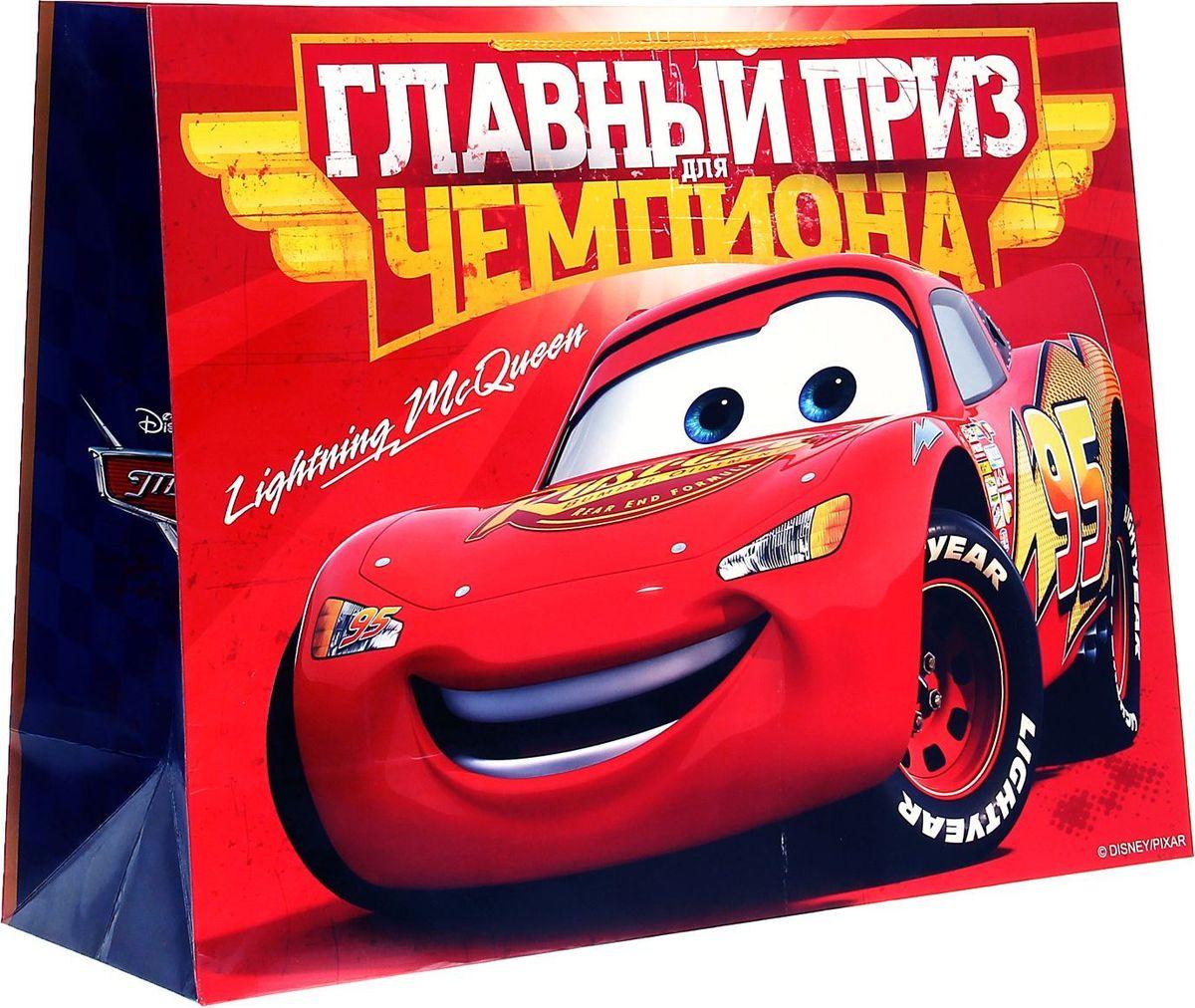 Disney Пакет подарочный Главный приз чемпиона 61 х 46 см -  Подарочная упаковка