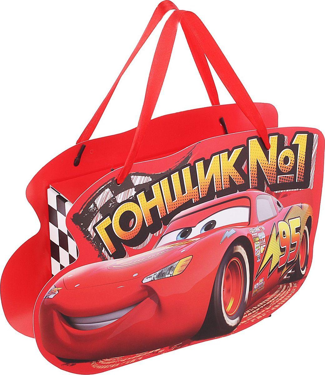 Disney Коробка подарочная Гонщик Тачки 20 х 7 х 15,5 см -  Подарочная упаковка