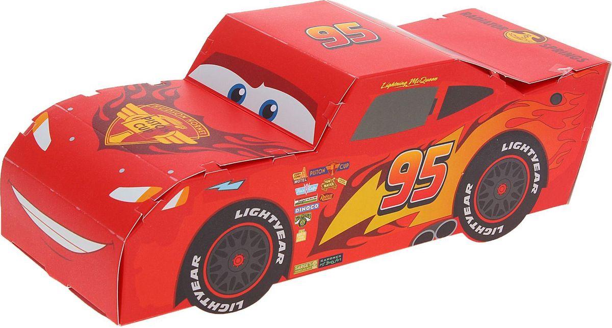 Disney Коробка подарочная Машина Тачки 29 х 10 х 10 см