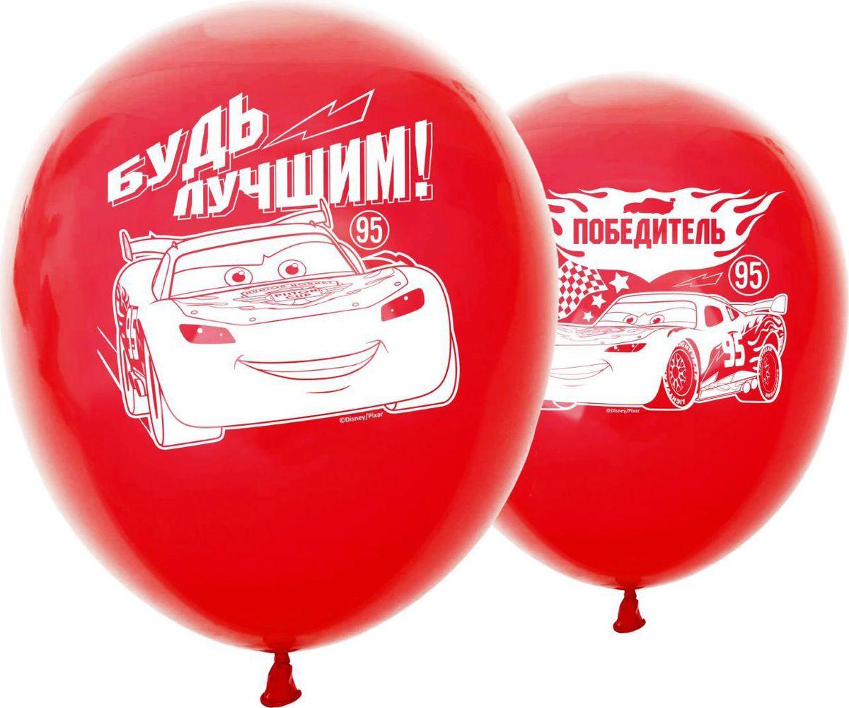 Disney Набор воздушных шаров Победитель Тачки 25 шт -  Воздушные шарики