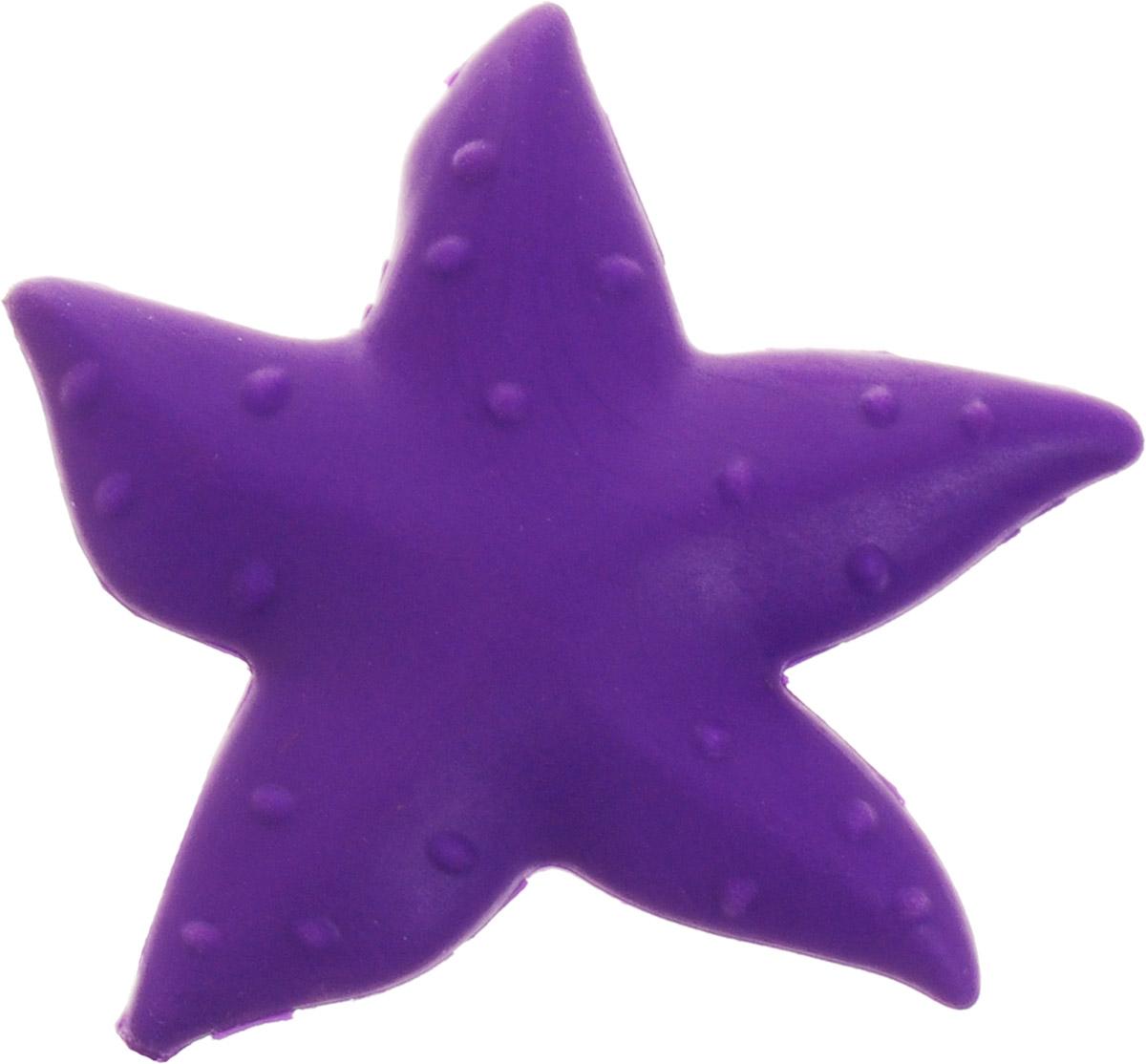 Brunnen Ластик Обитатели моря Звезда цвет фиолетовый72523WDЛастик Brunnen Обитатели моря: Звезда станет незаменимым аксессуаром на рабочем столе не только школьника или студента, но и офисного работника. Он легко и без следа удаляет надписи, сделанные карандашом. Ластик имеет форму морской звезды и его очень удобно держать в руке. Такой ластик напомнит вам о море и летнем отдыхе.