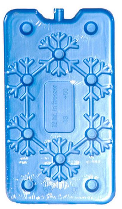 """Аккумулятор холода Natura """"Slim"""", цвет: синий, 400 мл"""