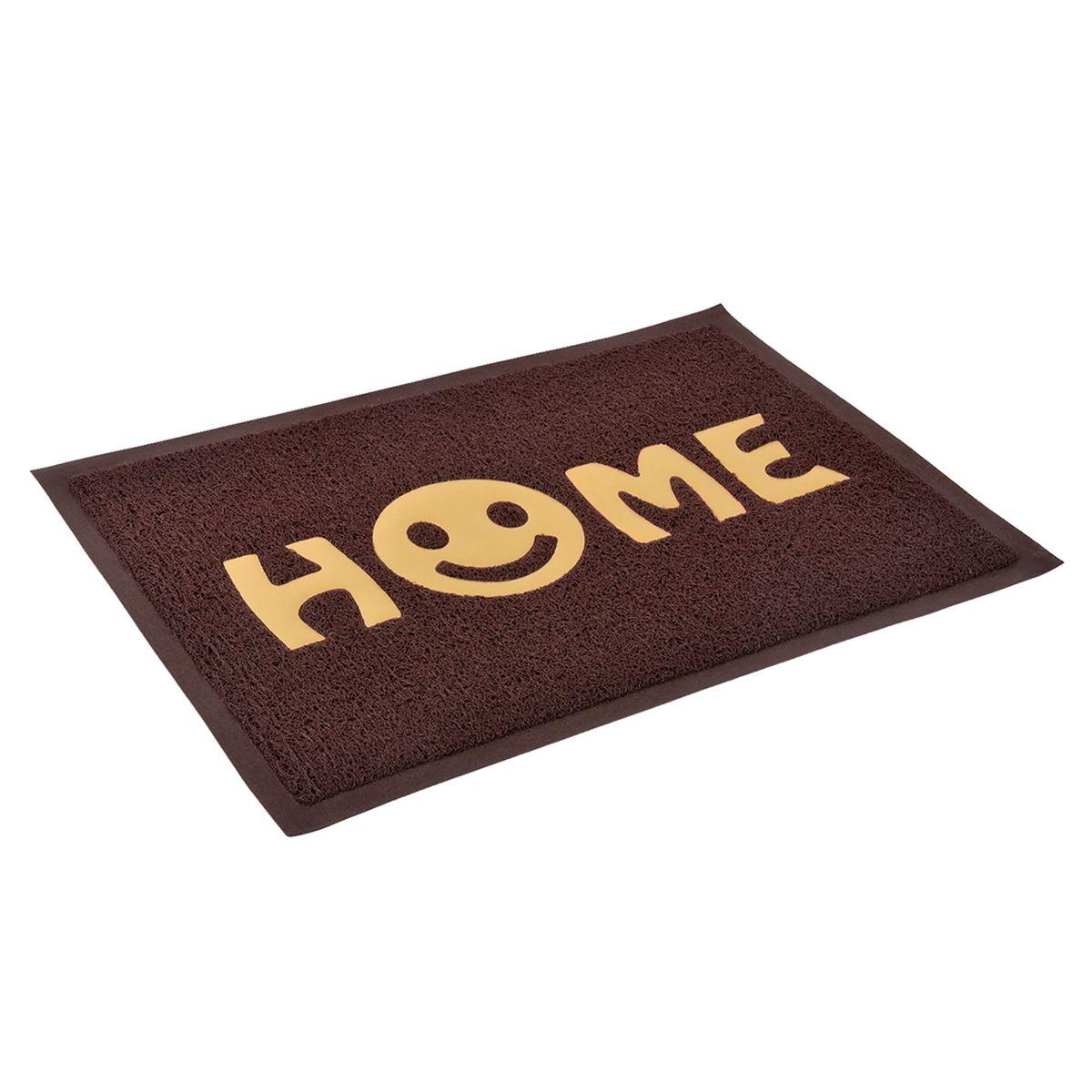 Коврик придверный Vortex Home, пористый, 40 х 60 см531-105Ворс коврика Vortex изготовлен из полимерного материала.Коврик Vortex гармонично впишется в интерьер вашего дома и создаст атмосферу уюта и комфорта. Изделие отлично подойдет как для использования в доме, так и снаружи.