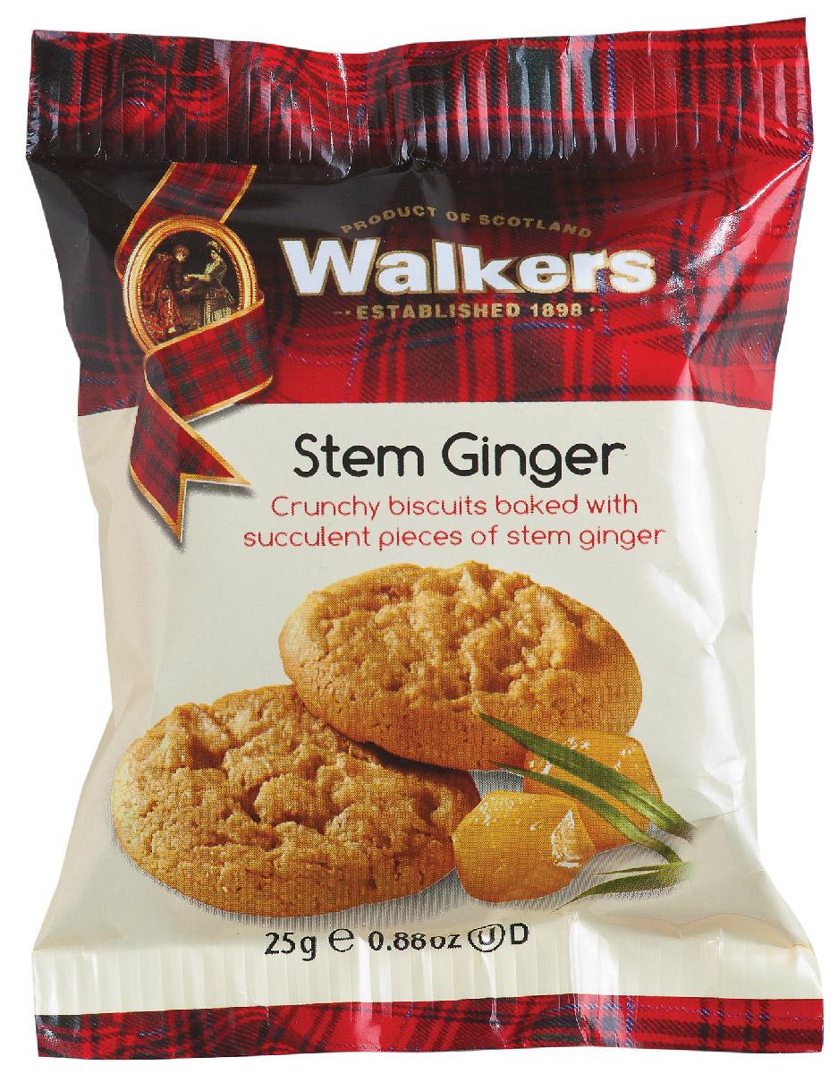 Walkers печенье со стеблем имбиря в индивидуальной упаковке, 25 гК5004Пара песочных печений со вкусом имбиря. Удобная упаковка позволит насладиться вкусным перекусом, где угодно.Содержание на 100 г продукта:Белки - 4 гЖиры - 24,3 гУглеводы - 65,4 г