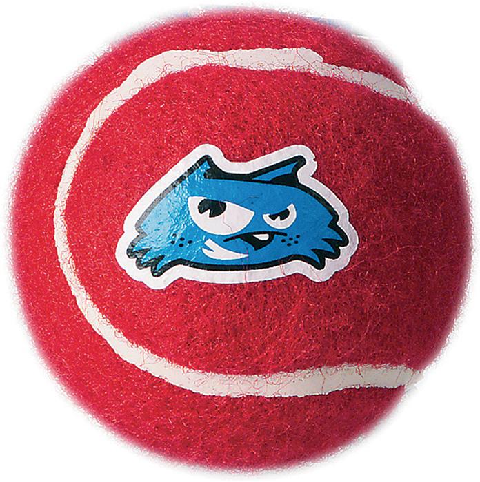 Игрушка для собак Rogz Molecules, цвет: красный, диаметр 8 см. MC03C0120710Мяч для собак Rogz Molecules предназначен для игры с хозяином Принеси.Специальное покрытие неабразивным материалом (предназначенным для теннисных мячей) предотвращает стирание зубов у собак и не вредит деснам и зубам животного.Хорошая упругость для подпрыгивания. Изготовлено из особого термоэластопласта Sebs, обеспечивающего великолепную плавучесть в воде.