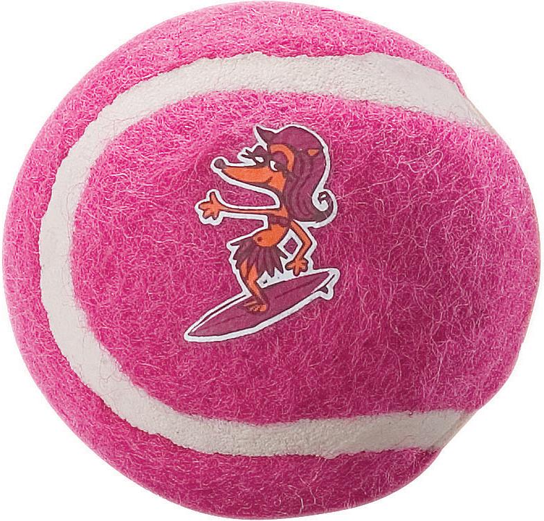 Игрушка для собак Rogz  Molecules , цвет: розовый, диаметр 8 см. MC03K - Игрушки