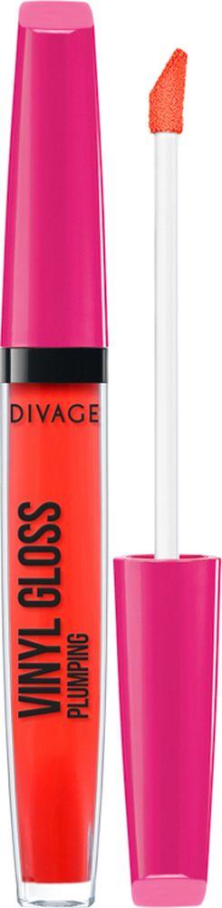 Divage Блеск Для Губ Vinyl Gloss, № 3221219524Блеск для губ «VINYL GLOSS» обладает ультра-глянцевой лёгкой текстурой и придаёт губам нежный полупрозрачный цвет. Блеск дарит губам чувственный влажный блеск и объем. Легко наносится и распределяется по губам, выравнивая рельеф. Витамин С, содержащийся в составе, защищает нежную кожу губ от действия УФ-излучения, повышает эластичность и упругость кожи. Манящие ароматы блеска наполнят губы душистой сладостью. Укрась свою улыбку нежностью и загадочностью, используя блеск VINYL GLOSS!