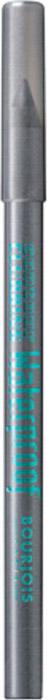 Bourjois Карандаш Водостойкий Для Глаз Contour Clubbing Waterproof, Тон 42 (gris tecktonick)28032022Мягкая и нежная текстура. Прекрасно растушевывается. Стойкость на весь день. Устраняется средством для снятия водостойкого макияжа