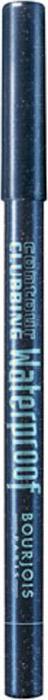 Bourjois Карандаш Водостойкий Для Глаз Contour Clubbing Waterproof, Тон 56SC-FM20104Мягкая и нежная текстура. Прекрасно растушевывается. Стойкость на весь день. Устраняется средством для снятия водостойкого макияжа