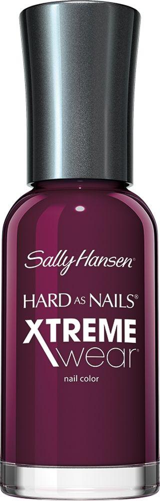 Sally Hansen Xtreme Wear Лак для ногтей тон 58430078437584Экстремальный цвет + сияние. Классные ультрамодные оттенки под твое настроение.