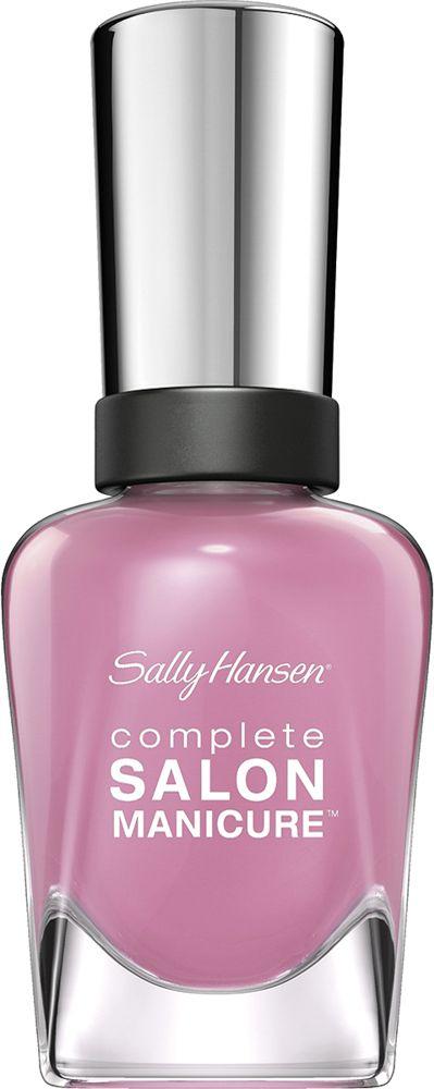 Sally Hansen Salon Manicure Keratin Лак для ногтей тон sgt. preppy #375 14,7 мл30994236375Комплекс Complete Salon Manicure сочетает семь эффектов в одном флаконе, плюс кисточку для безукоризненного покрытия, легкого нанесения и салонных результатов. Эта формула всё-в-одном обеспечивает до 10 дней устойчивого к сколам покрытия и включает основу, средство для роста, вдохновленный подиумом цвет, топ, финишное покрытие с гелевым сиянием, устойчивость к сколам и укрепляющее средство с кератиновым комплексом, делающим ногти до 64% сильнее. Это всё, что вам нужно, чтобы достичь профессиональных результатов при окрашивании ногтей на дому!