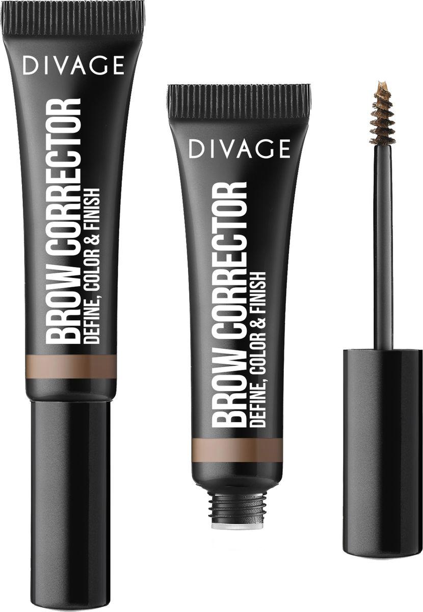 Divage Мусс Для Бровей Brow Corrector, № 03Satin Hair 7 BR730MNDIVAGE пополнил свою коллекцию средств для макияжа бровей новым муссом «BROW CORRECTOR». Мусс высоко пигментирован, имеет воздушную текстуру, за счет этого он насыщает волоски глубоким цветом, хорошо прокрашивает и с легкостью моделирует брови. Мусс послужит отличным спутником в макияже на любой случай и при любой погоде, так как он имеет высокую стойкость. Щеточка внутри упаковки идеально моделирует и позволяет легко наносить средство. Мусс не размазывается и не растекается, фиксирует брови в течение всего дня. Мусс отличается высокой стойкостью, при этом он легко смывается средством для снятия макияжа.