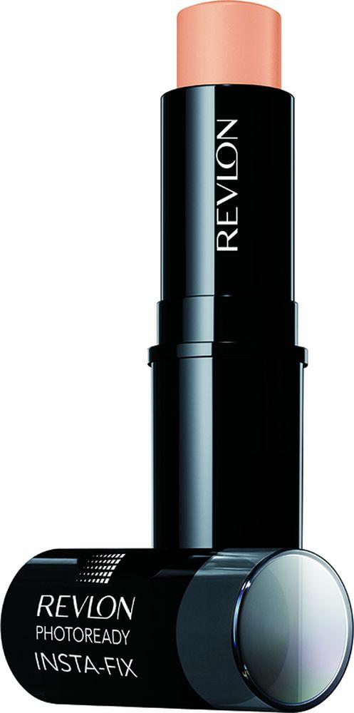 Revlon Тональный крем-стик Photoready Insta Fix Make Up, Shell 1307213101030Основа безупречного макияжа – это красивая, гладкая кожа. Для этого необходимы качественные тонирующие средства, среди которых стоит выделить специальный маскирующий карандаш. Это основное многоцелевое средство - Полная маскировка любых несовершенств кожи. Легко наносится, для всех типов кожи, держится весь день. Американская косметическая марка Revlon разработала великолепный продукт для красоты – карандаш-стик с легкой пудрово-кремовой текстурой PhotoReady Insta-Fix. Средство равномерно наносится, ухаживает за кожей, дарит ощущение комфорта. Карандаш не только придает коже безупречный оттенок, но и совершенствует текстуру, визуально сужает поры за счет входящих в состав керамидов и масла жожоба, которые защищают кожу от потери влаги, повышают ее упругость и гладкость, а светоотражающие частицы в составе стика придают коже свежий и отдохнувший вид. Корректор Revlon PhotoReady Insta-Fix содержит солнцезащитный фильтр SPF 20. Имеет среднюю плотность покрытия. Средство представлено в чет