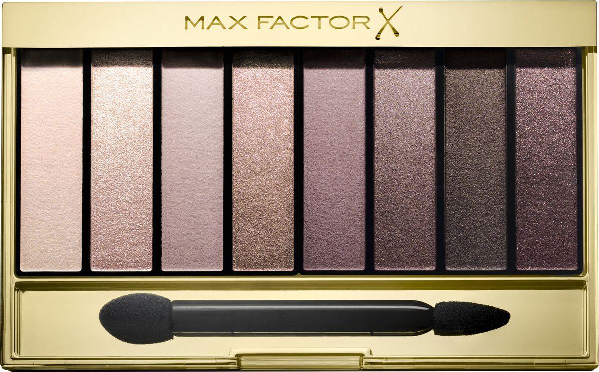 Max Factor Тени для век Masterpiece Nude Palette, Тон 03 rose5010777142037Max Factor Masterpiece Nude Palette— это универсальная палитра теней для придания выразительности глазам. Благодаря восьми идеально подобранным оттенкам ты можешь создать гламурный макияж глаз в стиле «нюд». Идеально подобранные оттенки теней, от приглушенных до насыщенных, позволяют подчеркнуть выразительность глаз, создавая множество образов— от повседневных нюдовых до соблазнительных смоки. Формула: Запеченные тени отдают больше пигмента для более яркого, насыщенного цвета. Тени из палетки легко накладываются и имеют бархатистую текстуру. Они делятся на матовые, шиммерные и блестящие. Выбери из трех палеток ту, которая подходит твоему тону кожи. Найди палитру, которая идеально подходит для твоего тона кожи: Cappuccino Nudes для теплых тонов кожи; Rose Nudes для холодных тонов кожи; Golden Nudes для темных тонов кожи.
