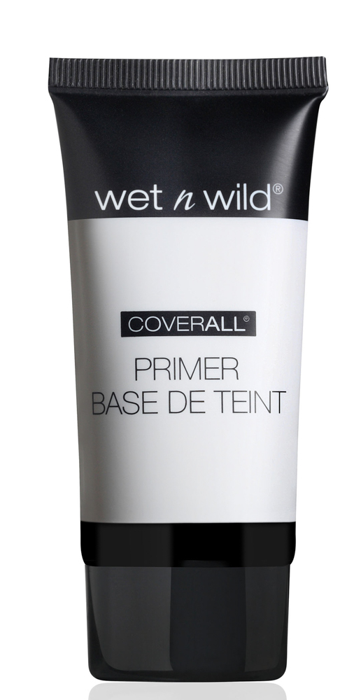 Wet n Wild База Под Макияж Coverall Primer Base De Teint E850 partners in primeSatin Hair 7 BR730MNУменьшает поры, заполняет мелкие морщинки, осветляет цвет лица и выравнивает тон кожи!
