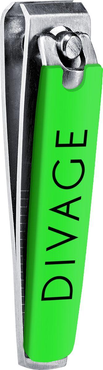 Divage Dolly Collection Мини щипчики для маникюра (зеленые)