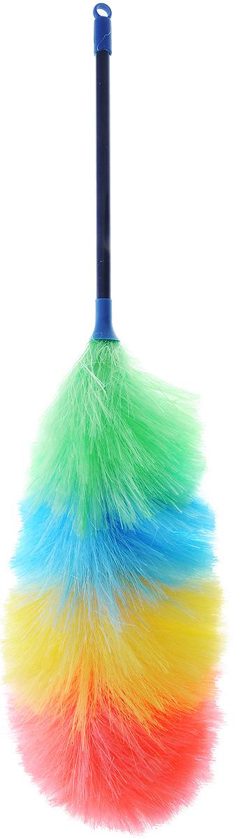 Щетка для уборки пыли Burstenmann, длина 60 смOLIVIERA 75012-5C CHROMEЩетка Burstenmann позволит бережно собрать пыль даже с деликатных поверхностей, а длинная пластиковая ручка щетки поможет без труда добраться до каждого потаенного уголка, где любит скапливаться пыль. Ворс щетки изготовлен из синтетических волокон. Для дополнительного удобства щетка снабжена специальной петелькой, с помощью которой ее можно разместить в любом месте.Длина щетки: 60 см. Уважаемые клиенты!Товар поставляется в цветовом ассортименте. Отгрузка производится из имеющихся в наличии цветов.
