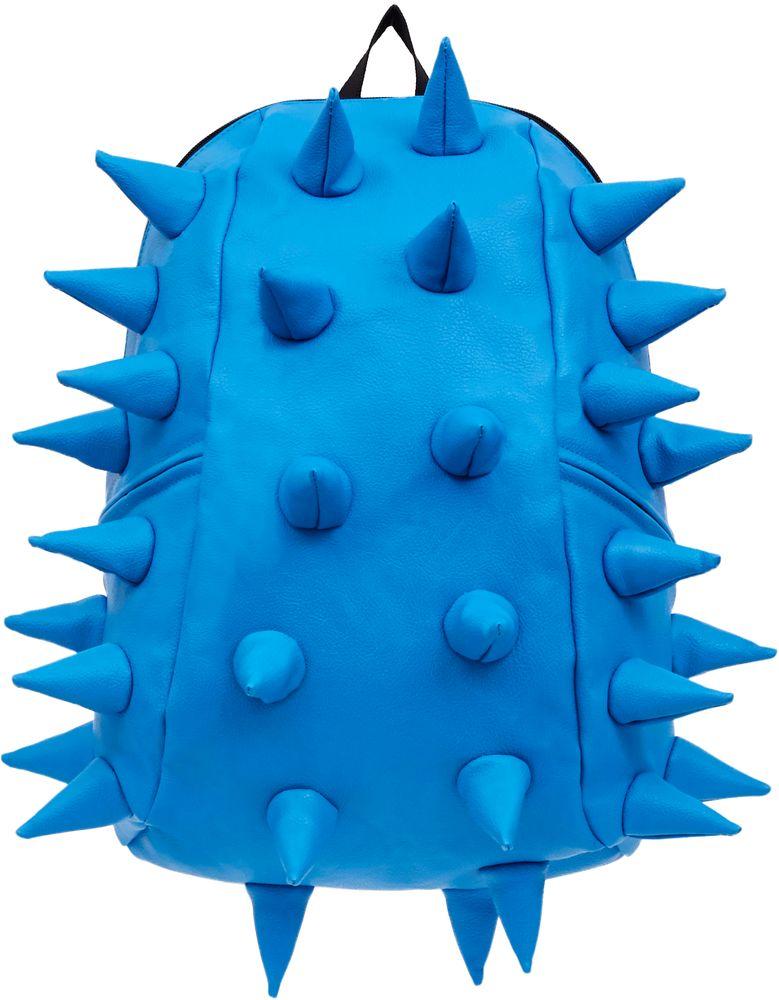 Рюкзак городской MadPax Rex 2 Full, цвет: голубой, 32 лKAB24485052Рюкзаки серии Full отлично подойдут для старшеклассников и взрослых. Яркий, с оригинальным 3D дизайном, ортопедической спинкой он станет незаменимым спутником любого школьника и взрослого.Рюкзак MadPax Rex 2 Full удобен не только для использования в школе, но и отлично подойдет для катания на роликах, скейтах, велосипедах. Он идеален для всех кто любит активный образ жизни.Все 3D элементы мягкие и вы можете не беспокоится о своей безопасности и безопасности окружающих.Ортопедическая спинка поможет избежать искривления позвоночника. Мягкие воздухопроницаемые широкие лямки (6 см) с нагрудным ремнем правильно распределят вес.Особенности:одно основное отделение на молнииотделение для ноутбука до 17мягкие воздухопроницаемые широкие лямки (6 см)нагрудный ременьортопедическая спинка с мягкой обивкойдва боковых кармана на молнии