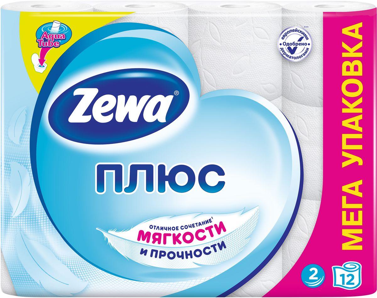 Туалетная бумага Zewa Плюс, двухслойная, цвет: белый, 12 рулонов67744Двухслойная туалетная бумага Zewa Плюс не имеет запаха, не содержит красителей и безопасна даже для аллергиков. Благодаря инновационному тиснению с нежной текстурой и декоративным рисунком, бумага стала еще мягче. Теперь она еще бережнее ухаживает за вашей кожей, и дарит совершенную заботу всем членам вашей семьи.Покупая большую упаковку туалетной бумаги вы сэкономите деньги и обеспечите качественный уход даже за нежной кожей детей, не вызывая раздражения. По сравнению с классической однослойной туалетной бумагой, двухслойная имеет большую прочность и мягкость.Количество листов (в одном рулоне): 184 шт.Количество слоев: 2.Размер листа: 9,5 см х 12,5 см.Длина рулона: 18,8 м.Товар сертифицирован.