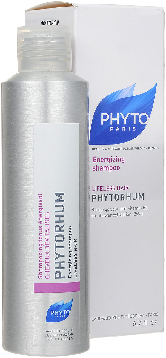 Phytosolba Шампунь Phytorhum 200 млFS-00897Phytosolba Шампунь Phytorhum 200 мл
