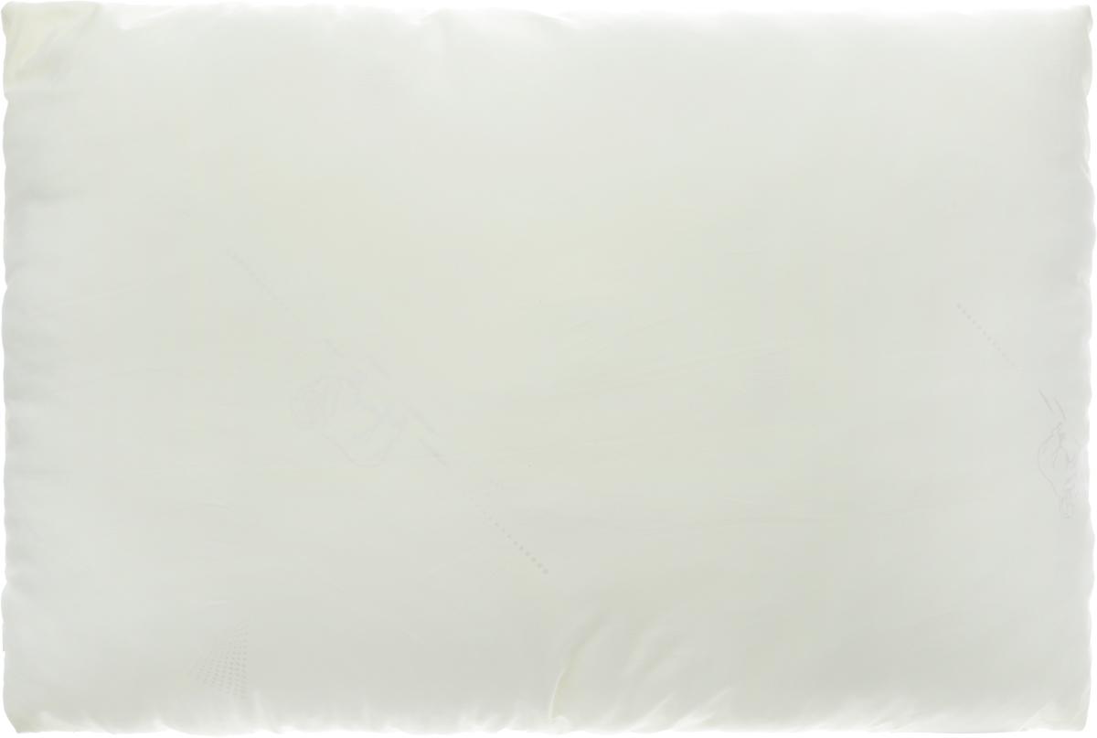 Подушка Ecotex Файбер - Комфорт, наполнитель: полиэстер, 50 х 70 смU110DFПодушка Ecotex Файбер - Комфорт - это удивительный комфорт и актуальный стиль. Чехол подушки выполнен из микрофибры (100% полиэстер). Наполнитель - 100% полое силиконизированное волокно Fiber (полиэстер). Подушка имеет классическую квадратную форму и изысканный внешний вид. Важные потребительские свойства подушки Ecotex Файбер - Комфорт:- гипоаллергенность и экологичность,- гигиеничность: не впитывает запахи и пыль,- теплоизоляция и воздухопроницаемость,- долговечность: в течение долгого времени сохраняет объем и упругость,- легкость в уходе: легко стирается, быстро сохнет.Оптимальный микроклимат во время сна, бодрость и свежесть каждого утра - это комфорт, которого вы заслуживаете!