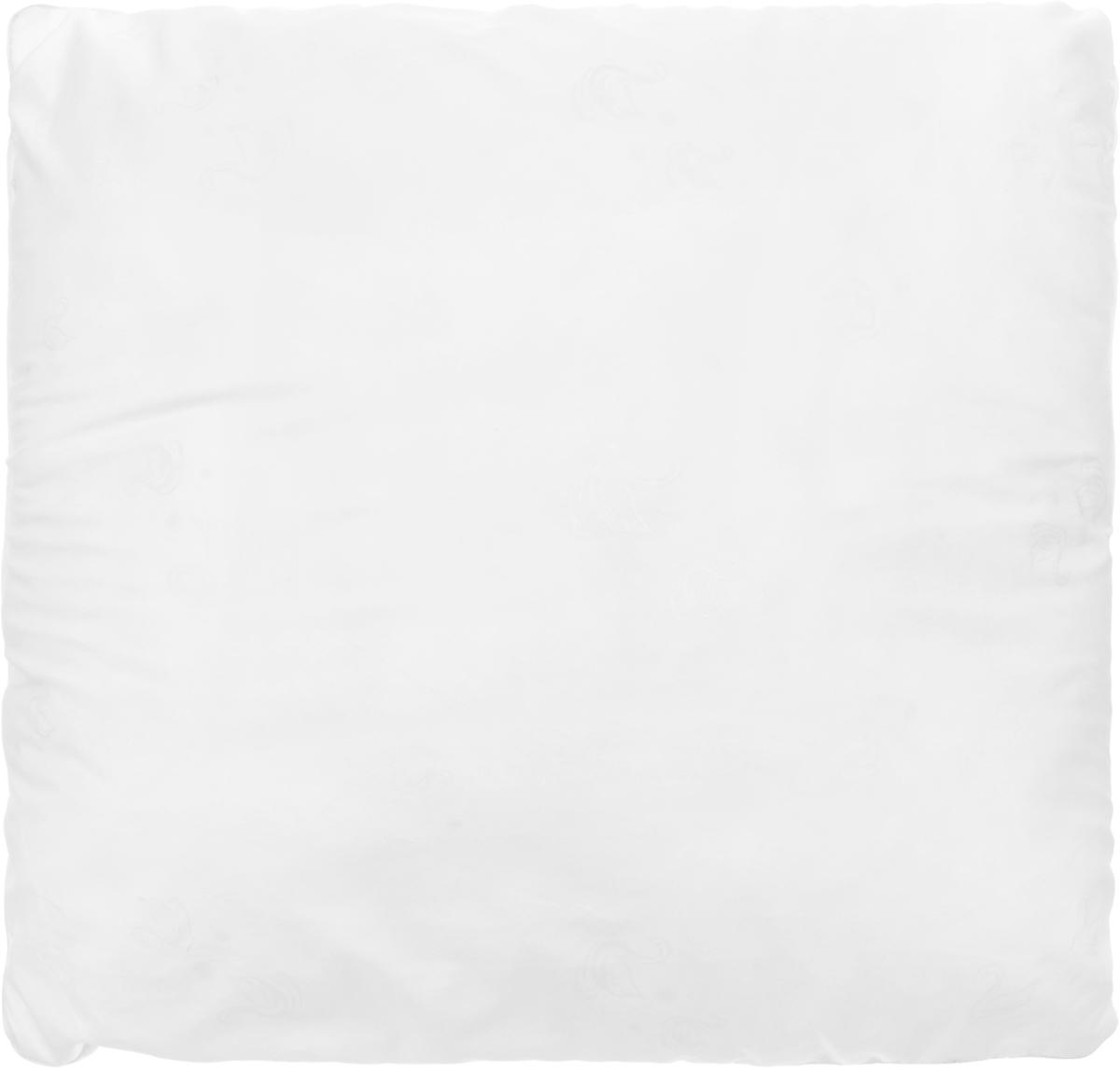 Подушка Ecotex Лебяжий пух - Комфорт, наполнитель: пух, полиэстер, 68 х 68 см17102027Подушка Ecotex Лебяжий пух - Комфорт - это удивительный комфорт и актуальный стиль. Чехол подушки выполнен из микрофибры (100% полиэстер). Наполнитель - микроволокно DownFill (Лебяжий пух, полиэстер). Подушка имеет классическую квадратную форму и изысканный внешний вид. Важные потребительские свойства подушки Ecotex Лебяжий пух - Комфорт:- дарит тепло, позволяя телу дышать;- мягкость;- эластичность;- легкость;- гипоаллергенность;- легко стирается, быстро сохнет; - сохраняя свои первоначальные свойства и форму;- эффект кожи персика.Оптимальный микроклимат во время сна, бодрость и свежесть каждого утра - это комфорт, которого вы заслуживаете!